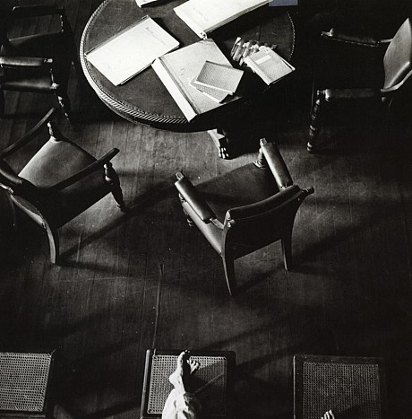 Asiatic Library Reading Room, 2000 - Dayanita Singh