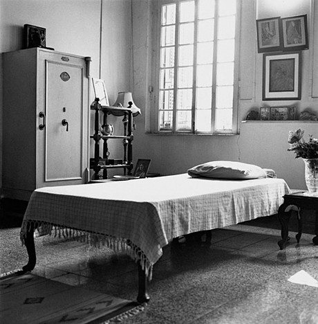 Durga Tagore's bed and vault, 2002- Dayanata Singh