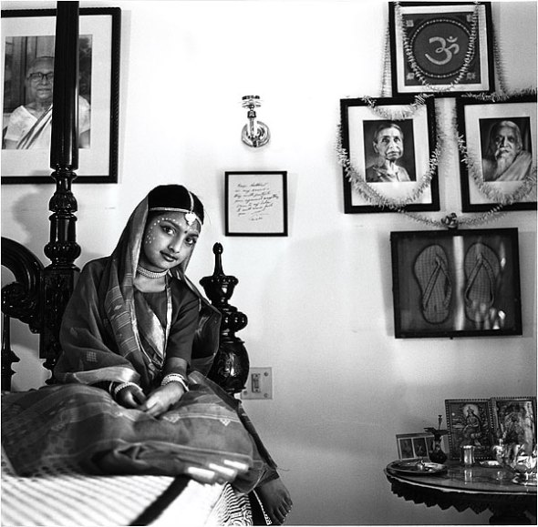 Sumona Ghosh, 1999 - Dayanita Singh