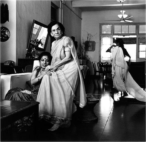Sybil and Sunanda, 1997 - Dayanita Singh