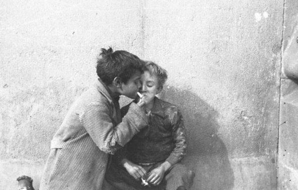 Montjuic, 1937
