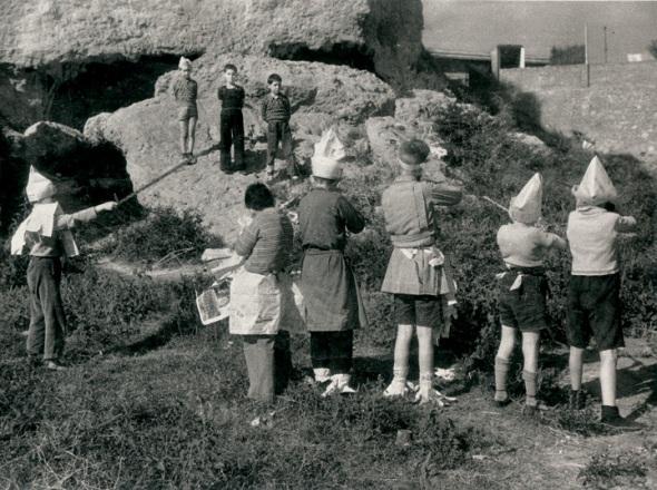 Juego de niños, 1936