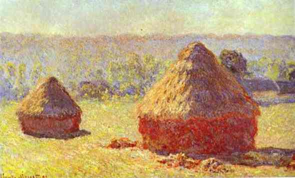 Almiar (final del verano). 1891 (Museo del Louvre)
