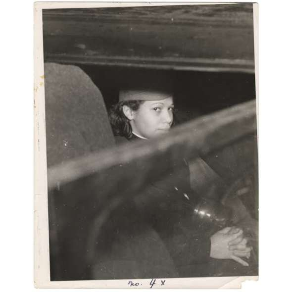 girl who beat police matron and escaped from jail 1938