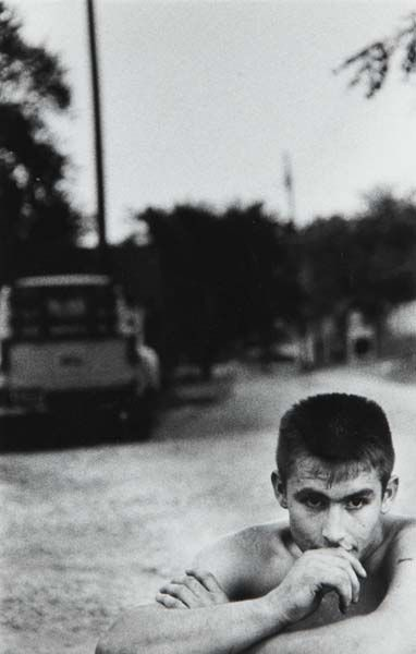 Larry Clark - David Roper from Tulsa Series