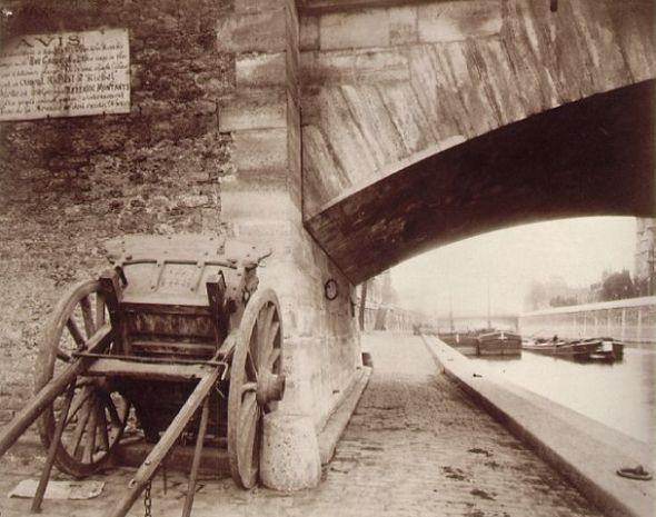 Muelle de la Tournelle, 1911