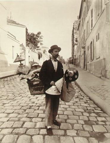 Vendedor, 1899
