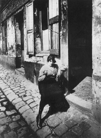 Prostituta, 1921