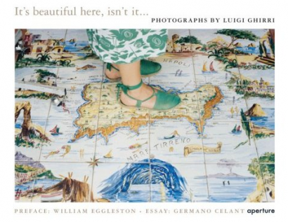 It's beautiful here, isn't it... - Luigi Ghirri