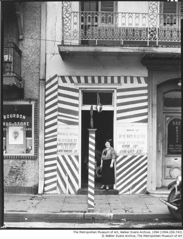 Shop Front, New Orleans, 1935