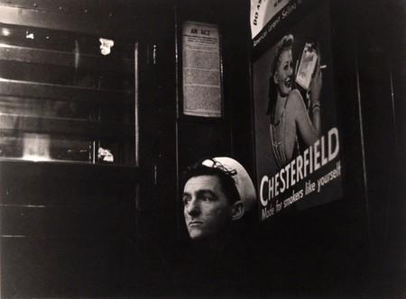 Walker Evans: The passengers, 1941