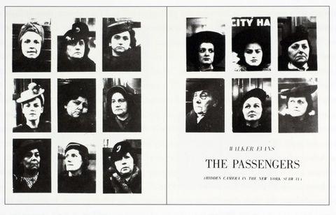 Maqueta de The Passengers, 1961