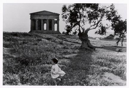 Bruce Davidson - Sicily,1961