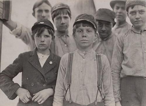 Lewis Hine - Macon, Georgia, 1909