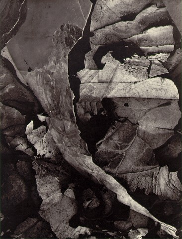 Minor White - Capitol Reef, Utah, 1962