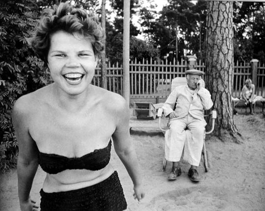 William Klein - Moscow, 1959