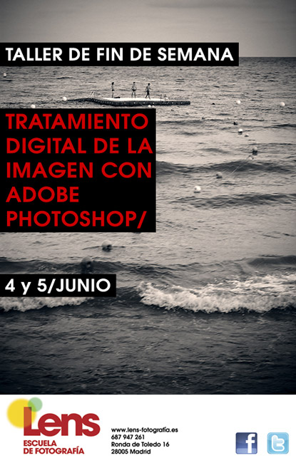 Taller de Adobe Photoshop en LENS