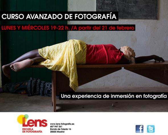 Curso Avanzado de Fotografía en LENS