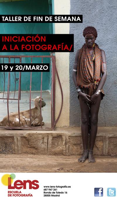 Taller de Iniciación a la Fotografía en LENS