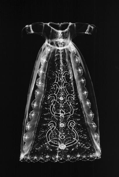 Adam Fuss - 'My Ghost' 1997 (Christening Dress)