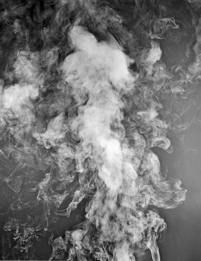 Adam Fuss - 'My Ghost' 1999 (Smoke)