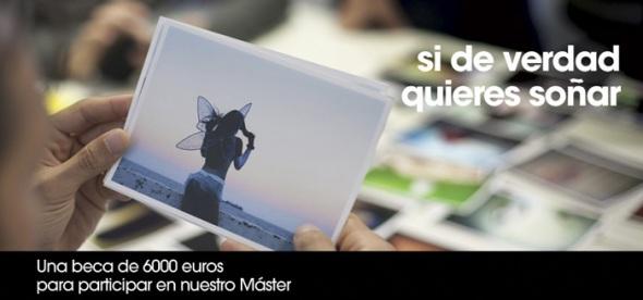 Master LENS en Fotografía de Autor y Proyectos Profesionales