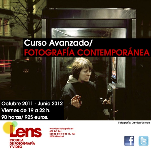Curso Avanzado de Fotografía Contemporánea