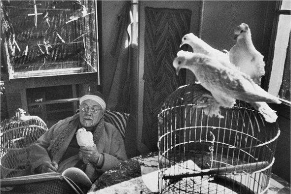 Henri Cartier-Bresson: Henri Matisse, 1944