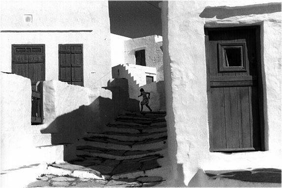 Henri Cartier-Bresson: Siphnos, 1961