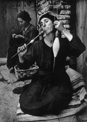 W. Eugene Smith - Spanish Village (1950)