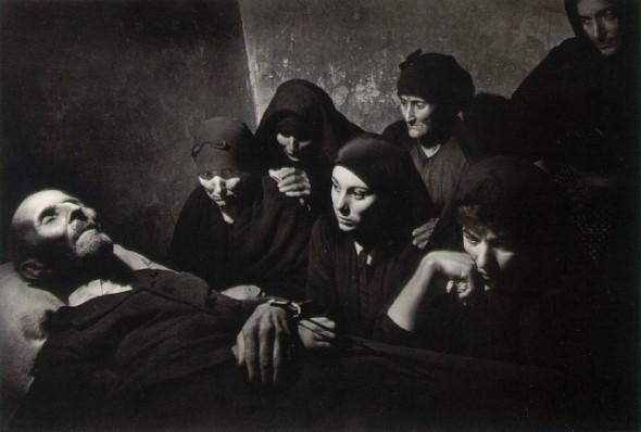 W. Eugene Smith - Spanish Village (1950)