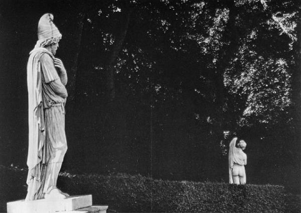 Robert Doisneau - Versalles