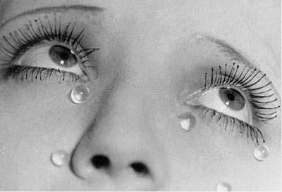 Man Ray - Las lágrimas 1936