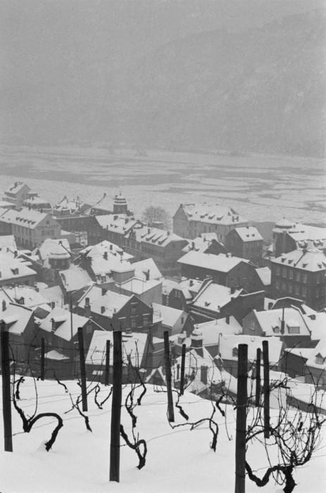 Henri Cartier-Bresson: Rüdesheim am Rhein, 1956