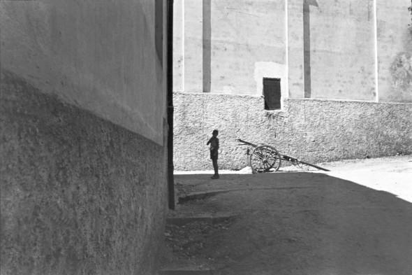 Henri Cartier-Bresson: Salerno, Italia