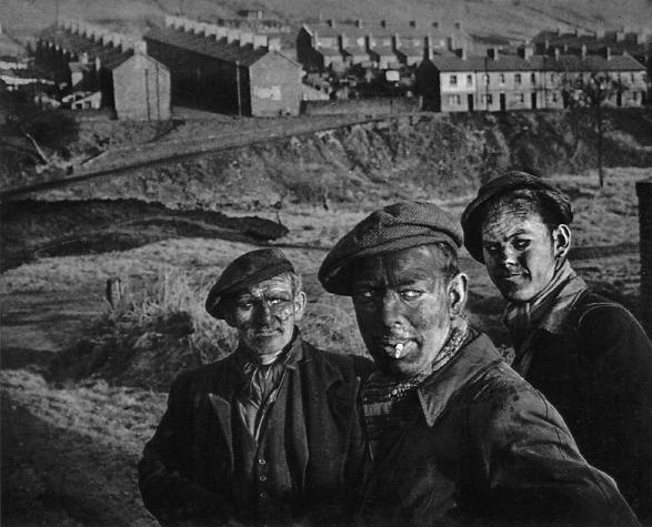 W. Eugene Smith: Mineros