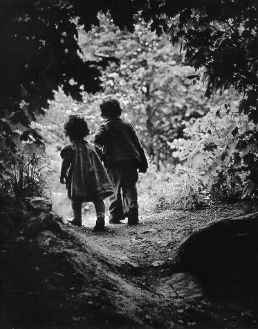 W. Eugene Smith: El camino al jardín del paraíso