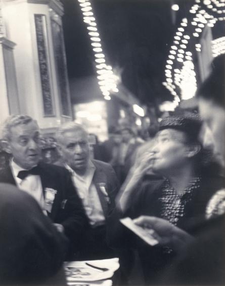 Sidney Grossman: Mulberry Street, 1948