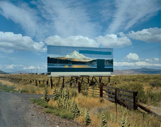 Stephen Shore - Billboard