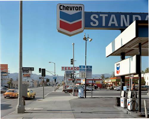 Stephen Shore - Chevron
