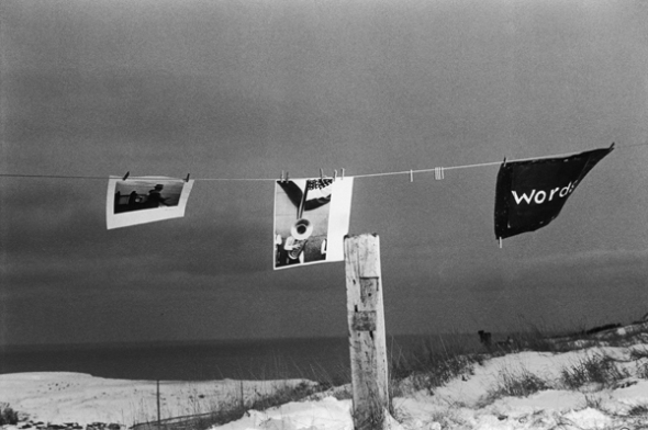 Robert Frank - Words, 1977