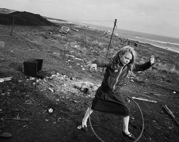 Chris Killip - Helen and Hula-hoop (1984)