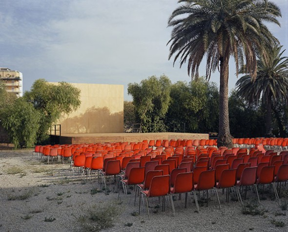 Wim Wenders: Open Air Screen, Palermo 2008