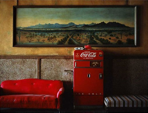 Wim Wenders - Red Couch