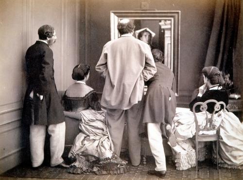 Olympe Aguado: Admiration (1860)