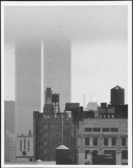 Andreas Feininger - World Trade Center, 1984