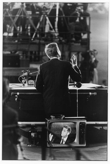 Garry Winogrand - John F. Kennedy, Convención Nacional Demócrata, Los Angeles 1960
