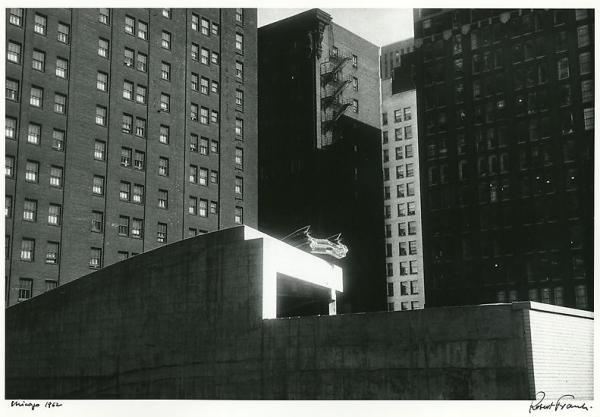 Robert Frank - Chicago, 1962