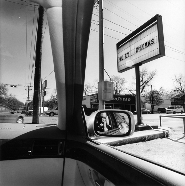 Lee Friedlander, Texas, 2006 (de la serie America by Car)