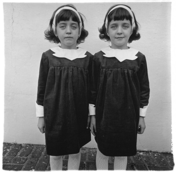 Diane Arbus - Identical Twins, Roselle, NJ, 1967